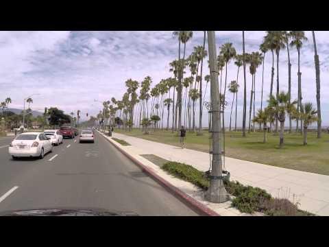 Santa Barbara Coastal Drive