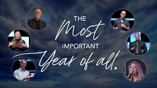 """""""2020: The Most Important Year of All?"""" I Church Online I Sunday, December 27, 2020"""
