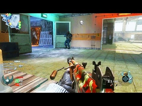 Black Ops 1 Xbox One Gameplay!