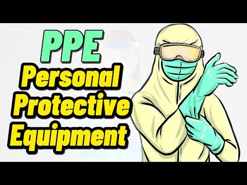 Isolation Precautions - Personal Protective Equipment (PPE)