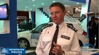 Sam Simpson London Metropolitan Police at TWC 2012 in Dubai