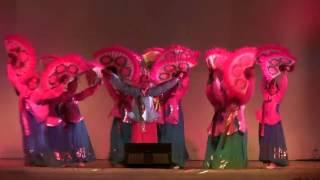 필리핀 돌나라 예술단, 한국의 전통무용 부채춤