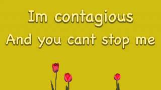 """""""Contagious"""" by: nor wood ( lyrics video)"""