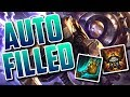 SoloRenektonOnly - POCKET PICK BLITZCRANK DESTROYS BOT LANE!!! [VERY EMOTIONAL]
