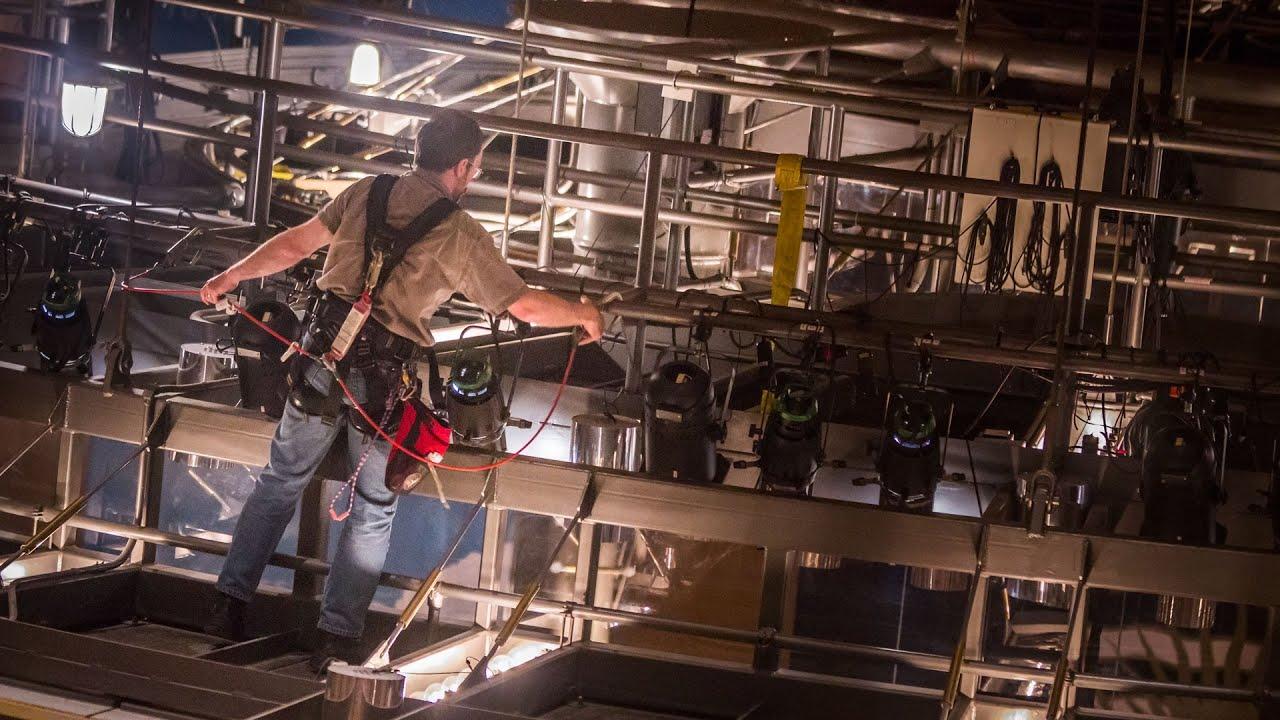 lighting technician. Andrew Riter, Assistant Technical Director/Head Lighting Technician 6