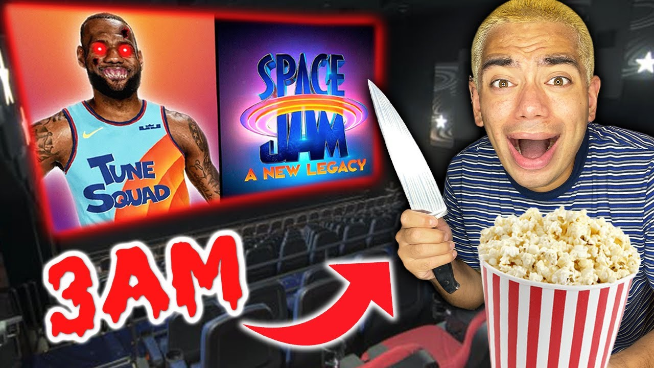 Download DO NOT WATCH SPACE JAM 2 MOVIE AT 3AM!! (HE CAME AFTER US!!) LEBRON JAMES.EXE & BUGS BUNNY.EXE