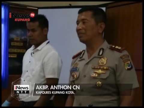 iNews NTT - Tujuh Pelajar Komplotan Jambret Dan Penadah Dibekuk Anggota Polres Kupang Kota