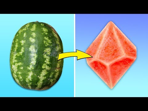 18 AMAZING FRUIT HACKS