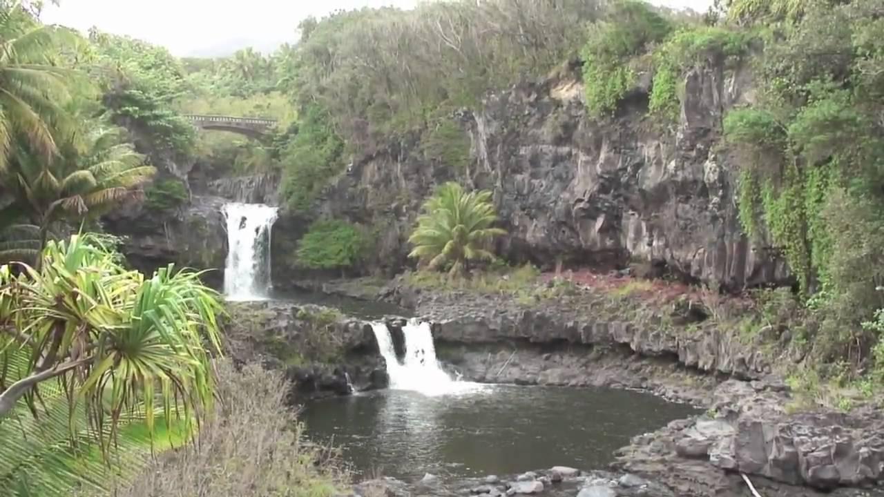 7 Sacred Pools And Oheo Gulch Maui Hd Youtube