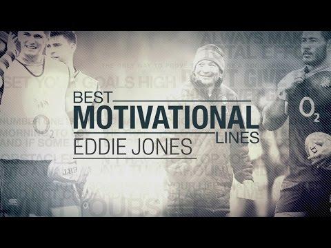 """That's Not Very Good!"" | Eddie Jones' Rugby Motivation"