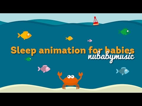 Sleep Animation for Babies: baby lullaby, baby music, sleep music