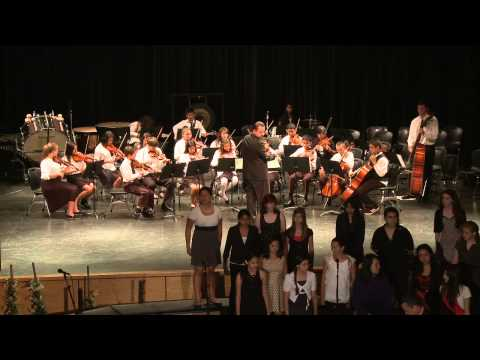 Monrovia Schools Superstars of Music 2013