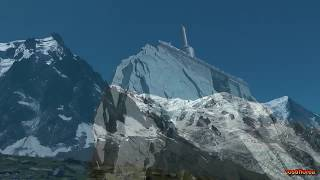Aiguille du Midi - Mont Blanc - Chamonix, France part 2 - Travel video HD