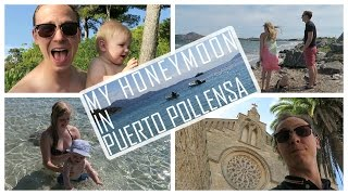 Honeymoon in Puerto Pollensa, Majorca