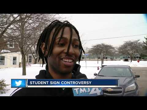 Port Washington HS investigating 'inappropriate signs' targeting Nicolet standout Jalen Johnson
