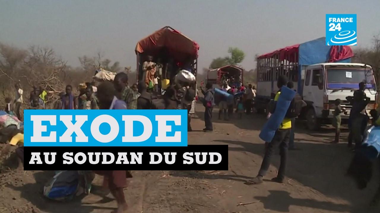 """Résultat de recherche d'images pour """"Sud-Soudan, guerre, exode, famine, sud soudan, onu"""""""