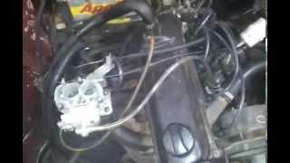 Silvio Carburadores Super Dica!! Ar nas Mangueiras de Combustivel !!