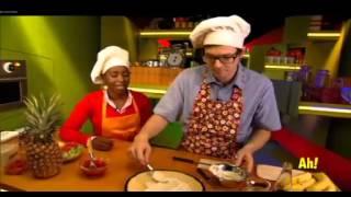 "Wissen macht Ah! - Pizza ""Meer aus Früchten"""
