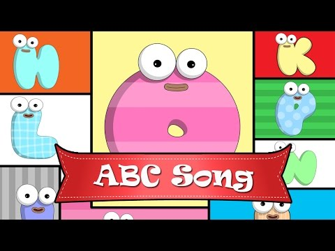 ABC songs for kids Karaoke - Spelling song for kindergarten with lyrics- Alphabet songs for children