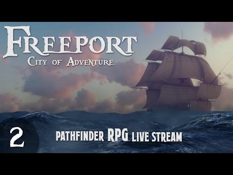 Pathfinder Table-top RPG: Episode 1 - Iron Jack