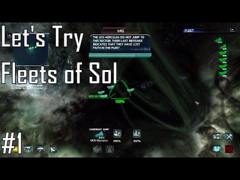Let's Try The Fleets of Sol - Gaahhhhhh