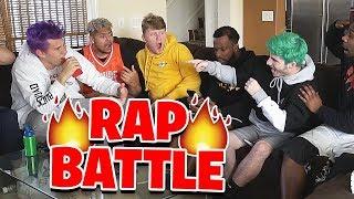 Epic 2HYPE Rap Battles of History...