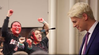 Milo Yiannopoulos - Visit to Rutgers University