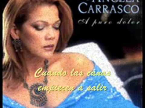Angela Carrasco - Cariño Mio [ Letra ]