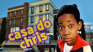 CASA DO CHRIS (TODO MUNDO ODEIA O CHRIS/EVERYBODY HATES CHRIS) │ The Sims 4 (Speed Build)