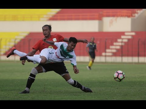 PSMS Medan vs Barito Putra Sama Kuat, Ini Cuplikan Gol-Golnya