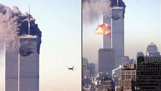 ШОКИРУЮЩЕЕ ВИДЕО Теракт в США 11 сентября 2001 года  уже прошло 15 лет