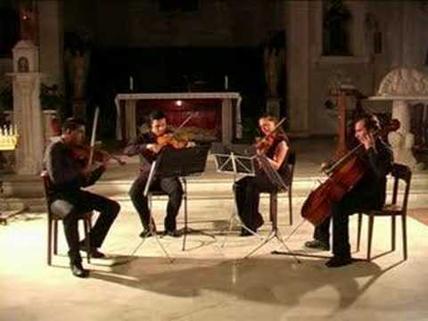 Walter Rinaldi - Quartetto N°2 Allegro ma non troppo