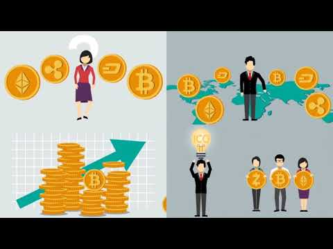 Cryptocurrency and Blockchain technology Promotion Kit | After Effects Project Files – Videohive…