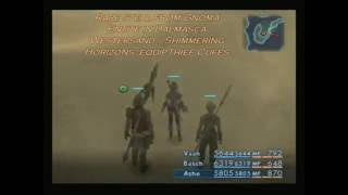 Final Fantasy XII - Ultima Blade (before Sochen Cave Palace)