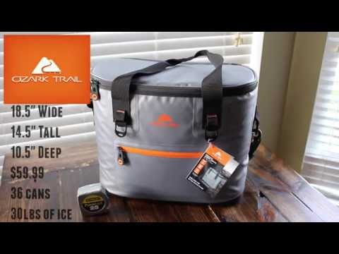 Ozark Trail Jumbo Soft Cooler Doovi