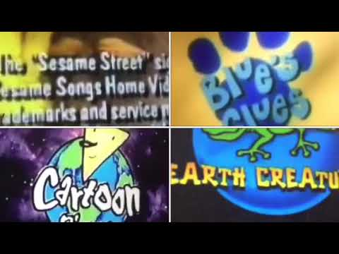 Blue's Clues, Sesame Street, Stanley, Teletubbies and Zoboomafoo Credits Remix