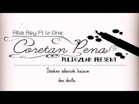 aba-rey-ft-iz-one---coretan-pena-(-official-lyric-video-)