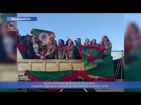 Equipe Feminina do Brasil de Farroupilha é campeão Estadual do Interior