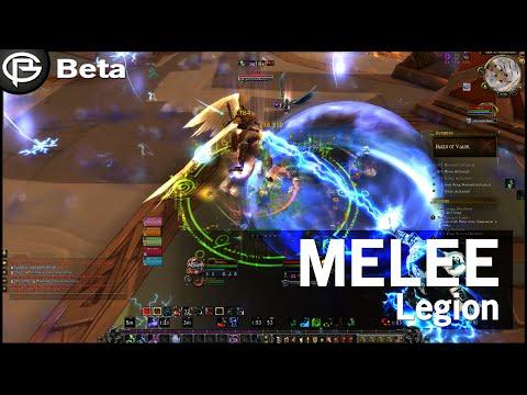 Legion Melee Comparison - All Classes