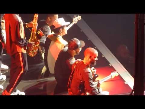 Bruno Mars 'Talking & Dancing' O2 Arena 19/04/17