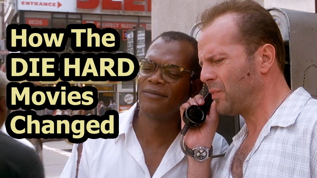 How The Die Hard Movies Changed