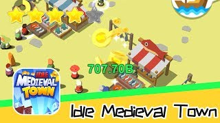 Idle Medieval Town - Think Yeah - Walkthrough Get Started Recommend index four stars