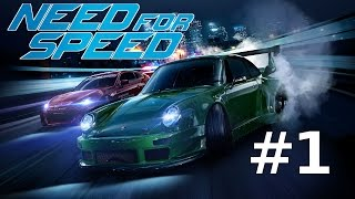 Lets Play NEED FOR SPEED (2015) Deutsch German Gameplay Part 1 – Willkommen in Ventura Bay !