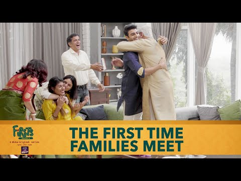 The First Time Families Meet