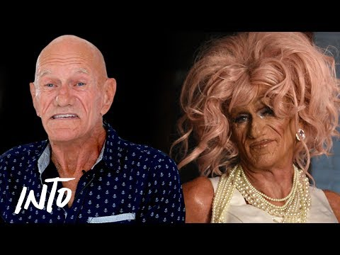 Old Gays Try Drag