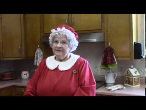 A Special Message from Mrs. Claus