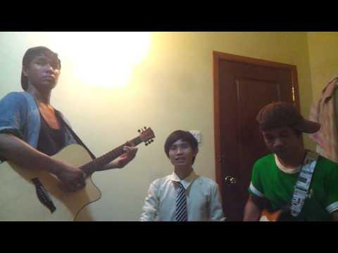 រំដួលដងស្ទឹងសង្កែ Guitar Covered by Sothea Sok ft. Chitra and Mr. Try Nano