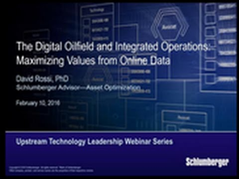 Digital Oilfield and Integrated Operations
