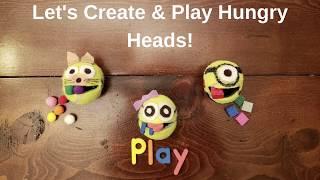 Create & Play Hungry Heads!