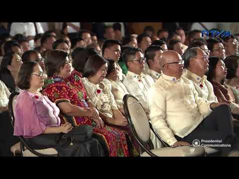 Conferment Ceremony of the Gawad Career Executive Service (CES) (Speech) 9/20/2017